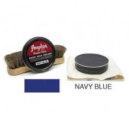 Angelus Shoe Wax Polish Navy Blue