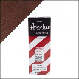 Angelus Suede Dye Brown 3oz