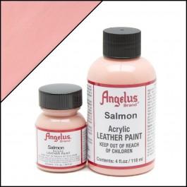 Angelus Leather Paint Salmon