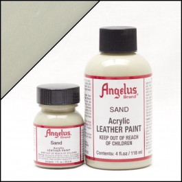 Angelus Leather Paint Sand