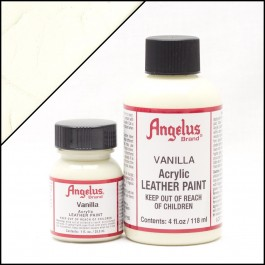 Angelus Leather Paint Vanilla