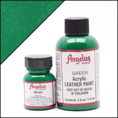 Angelus Leather Paint Green