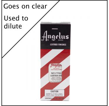 Angelus Leather Dye Neutral 3oz