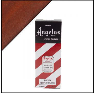 Angelus Leather Dye Russet 88ml