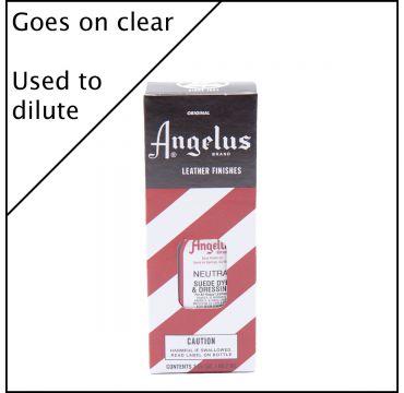 Angelus Suede Dye Neutral 3oz