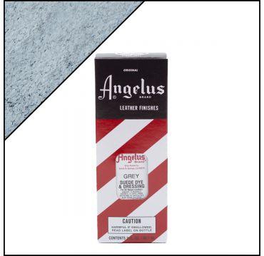 Angelus Suede Dye Grey 3oz
