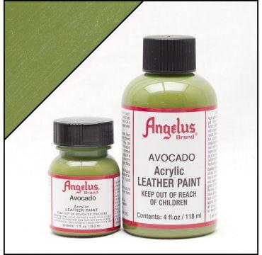 Angelus Leather Paint Avocado