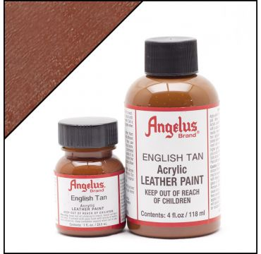 Angelus Leather Paint English Tan