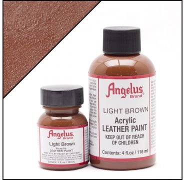 Angelus Leather Paint Light Brown