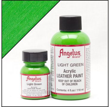 Angelus Leather Paint Light Green