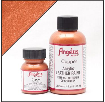 Angelus Leather Paint Copper