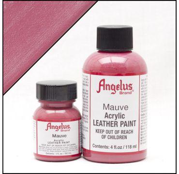 Angelus Leather Paint Mauve