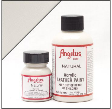 Angelus Leather Paint Natural