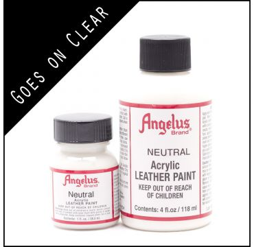Angelus Leather Paint Neutral