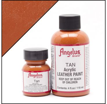 Angelus Leather Paint Tan