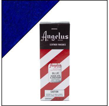 Angelus Suede Dye Blue 3oz