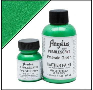 Angelus Pearlescent Emerald Green