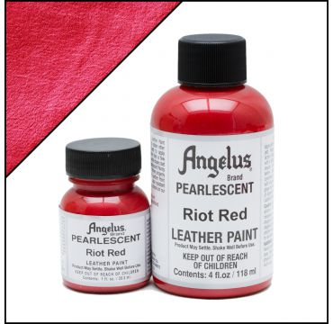 Angelus Pearlescent Riot Red